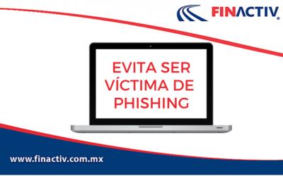 Phishing: Cómo evitar el riesgo de robo de identidad y datos financieros.