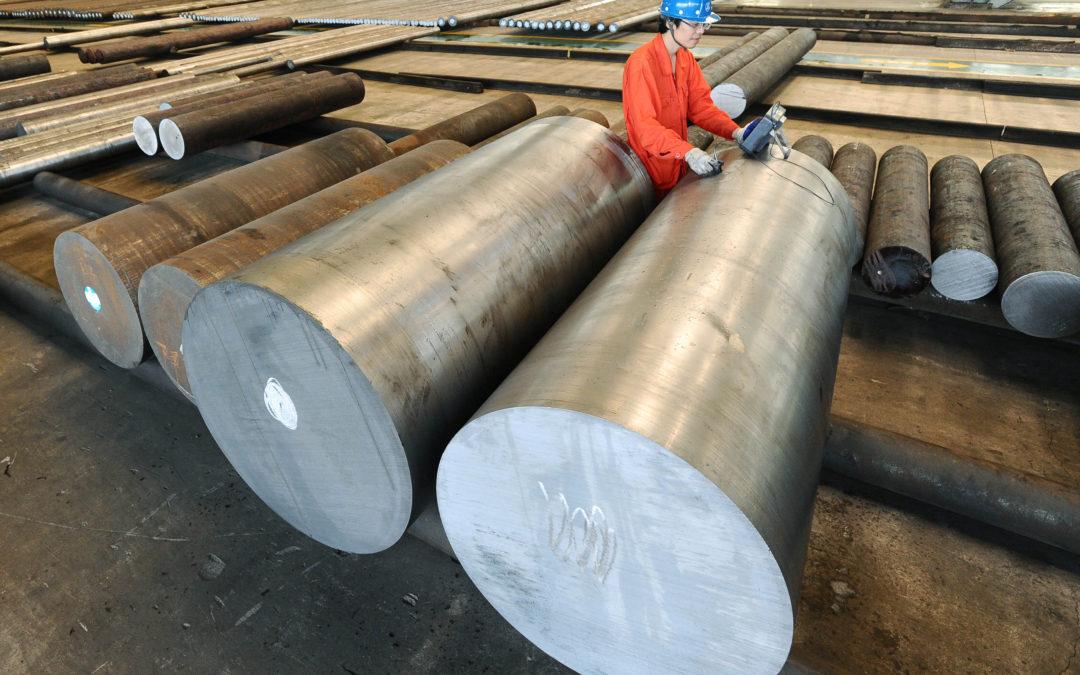 Leyes antidumping inexistentes en el mercado asiático.