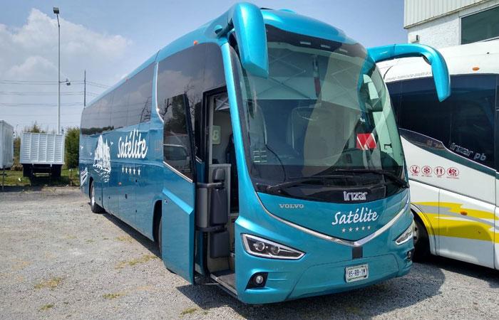 Irizar Scania i8 2019 1