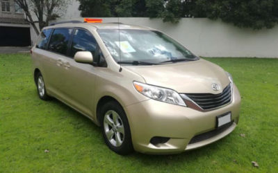 Toyota Sienna XL 2012